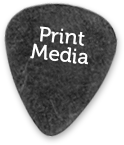 Creative-Crossmedia-plectrum-Print-Media